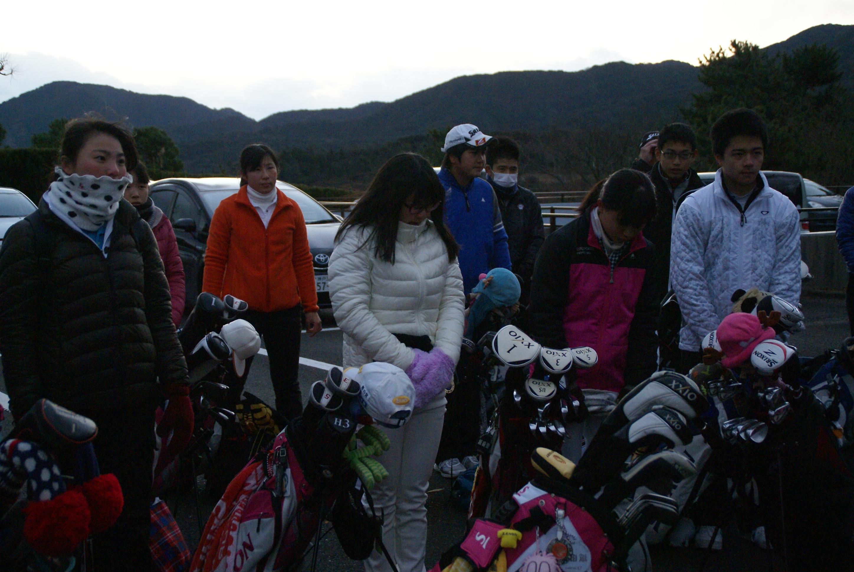 洲本ゴルフ俱楽部 ジュニア会員権選考会