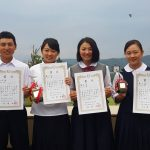関西高等学校、中学校ゴルフ選手権関西決勝