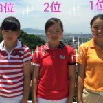 関西ジュニアゴルフ予選競技